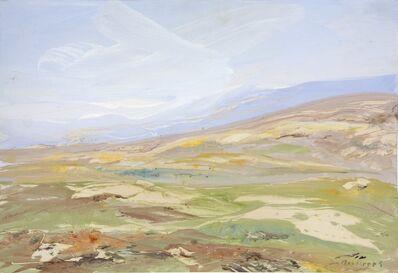 Fateh Moudarres, 'Landscape', ca. 1970