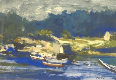 Paul Chidlaw, 'On the Ohio River'