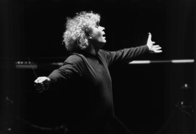Dieter Blum, 'Sir Simon Rattle', 2007