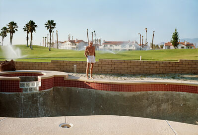 Larry Sultan, 'Empty Pool', 1991