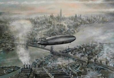 Lawrence Gipe, 'Zeppelin, 1937'