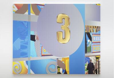 John Miller (b. 1954), 'Icon', 2017