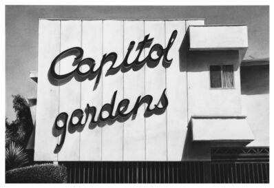 Eric Nash, 'Capitol Gardens', 2021