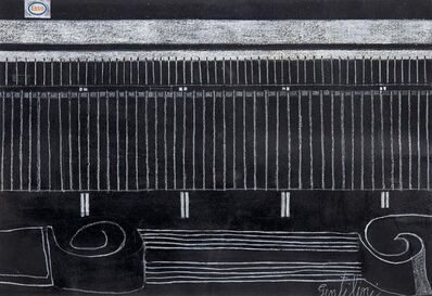 Franco Gentilini, 'The Esso Palace in Rome', executed in 1966