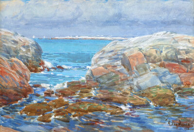 Childe Hassam, 'Duck Island, Isles of Shoals', 1906