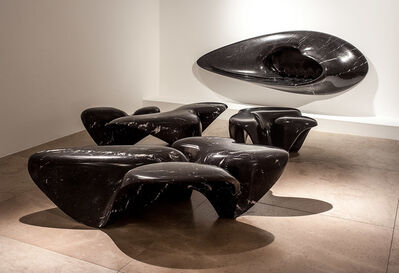 Zaha Hadid, 'Tables 'Mercuric'', 2013