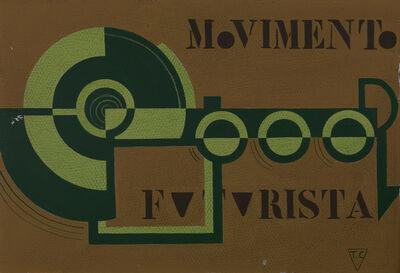 Tullio Crali, 'Movimento Futurista'