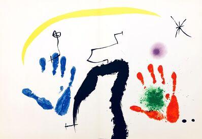 Joan Miró, 'From 'Derrière le Miroir - Miró: Peintures Sur Papier; Dessins'', 1971