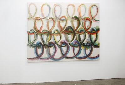 Bernard Frize, 'Megi', 2004