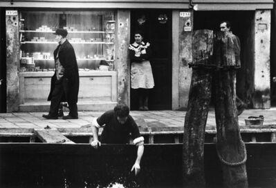 Gianni Berengo Gardin, 'Venezia', 1955-1960