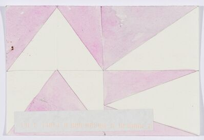 Emilia Azcarate, 'Untitled', 2013