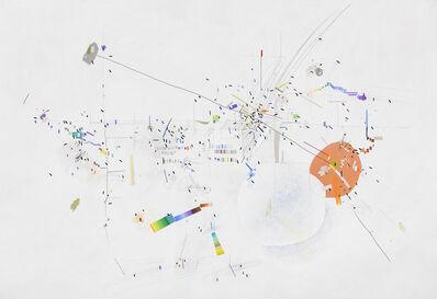 Bart Stolle, 'Explosive balance', 2017