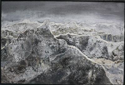 Jens Rausch, 'Abrisskanten III', 2019