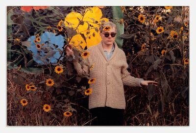 William John Kennedy, 'Andy Warhol, Queens, N.Y', 1964