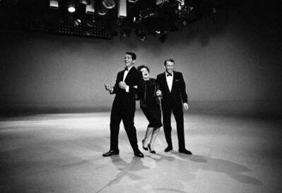 Douglas Kirkland, 'Dean Martin, Judy Garland, and Frank Sinatra', 1961
