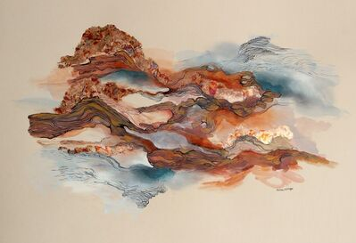 Aimee Ollinger, 'Into the Copper Mountains', 2020