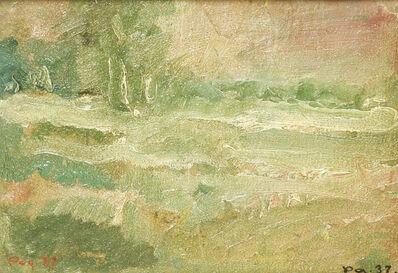 Alexander Rodchenko, 'A landscape study', 1937