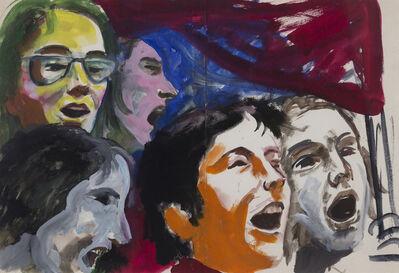 """Antonio Berni, 'Sin Título. De la serie """"Proyecto en Ortobello""""', ca. 1974"""