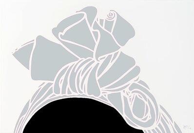 Ana Mercedes Hoyos, 'E mona aten un ñuro andi kabesa ele (negativo)', 2014