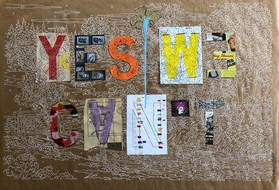Trey Speegle, 'Yes We Can't', 2016
