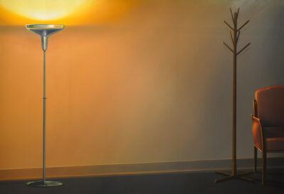 Mark Stock, 'Lamp & Hat Rack', 1983