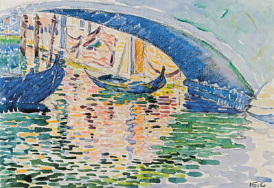 Henri-Edmond Cross, 'Venedig', 1903