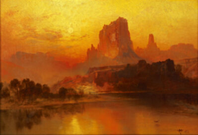 Thomas Moran, 'The Golden Hour', 1875