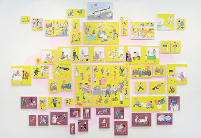 Nancy Chunn, 'Chicken Little and the Culture of Fear: Scene VII: The ER', 2007-2008