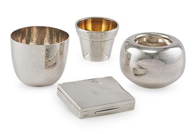 Bulgari, 'Bulgari & Cartier Sterling Silver Objects', 20th c.