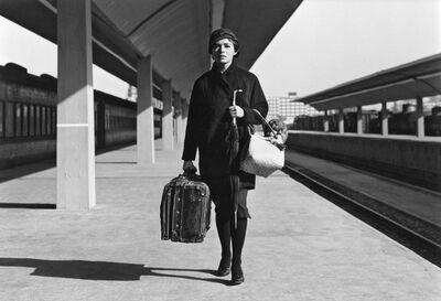 Ángel Corona Villa, 'Pina Pellicer, playing Luisa, in a still from the film Días de otoño', 1962