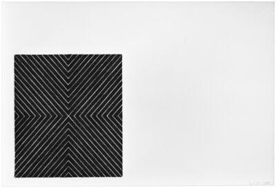 Frank Stella, 'Zambesi (from Black Series I)', 1967