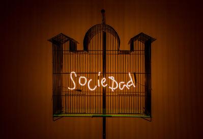 Olivia Steele, 'Sociedad Cage', 2018