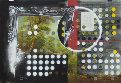 Yazan Abu Salameh, 'Transgression', 2021