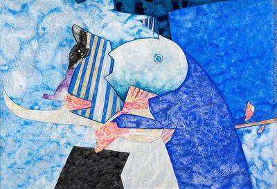 Gianni Dova, 'Untitled'