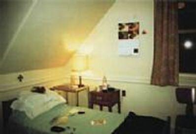 Nan Goldin, 'My Room in Halfway House, Belmont, MA', 1983-1994