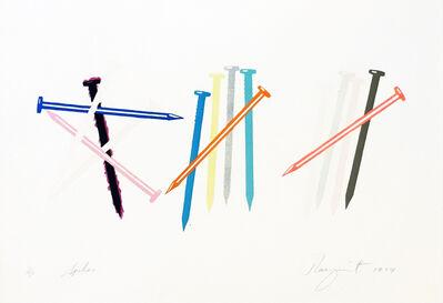 James Rosenquist, 'SPIKES', 1974