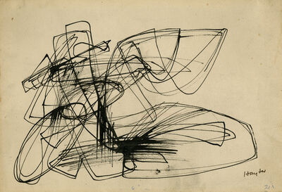 Stanley William Hayter, 'Untitled (Abstract Composition)', 1946