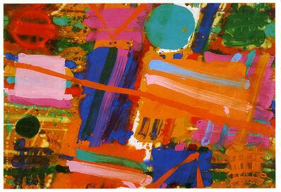 Albert Irvin RA, 'Otford', 1993