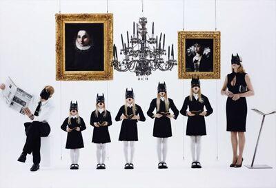 Gérard Rancinan, 'Batman Family (Girls)', 2011