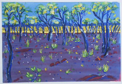 Vincent Bray, 'Burnt Landscape', 2015