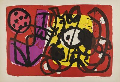 Alan Davie, 'Zurich Improvisations XVIII (from Zurich Improvisations)', 1965