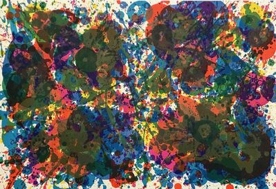 Sam Francis, 'Untitled (from Fresh Air School portfolio)', 1972
