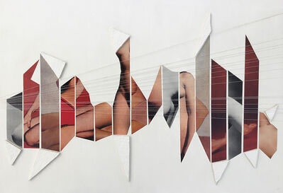 Claudia Huidobro, 'Collage 4', 2012