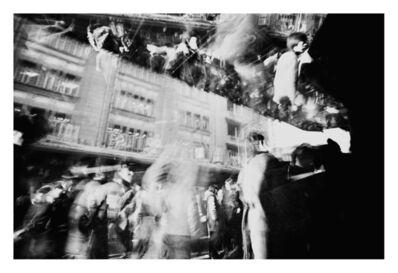 Mo Yi, 'My Illusory City No.8  我虚幻的城市 No.8', 1987