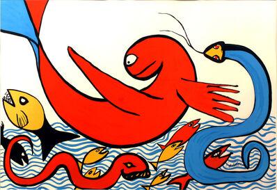 Alexander Calder, 'The Dolphin', 1975