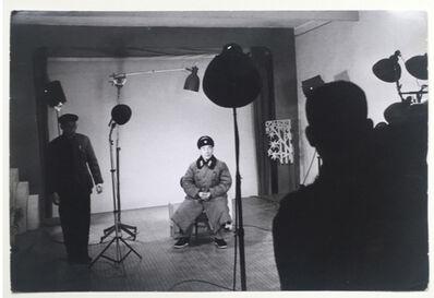 Marc Riboud, 'Soldat chez un photographe, Pékin, Chine', 1965 Vintage