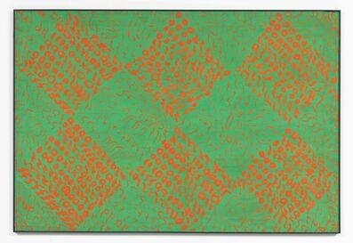 Carla Accardi, 'Verdearancio n. 2', 1964