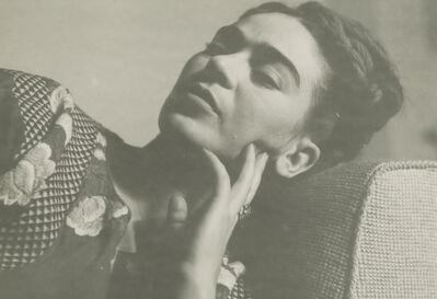 Unknown Artist, 'Frida Resting', 1943