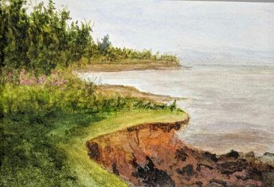 Tom Bolger, 'Atlantic Coast, Nova Scotia', 2018