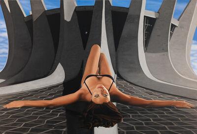 Richard Phillips, 'Adriana I', 2012